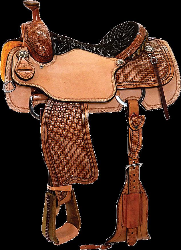 Reinsman 4412 Team Roping Saddle