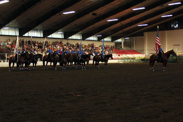 Johnson County Sheriff S Posse Arena Cleburne Texas