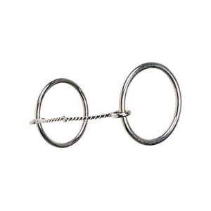 Medium Rings Tiny Twisted
