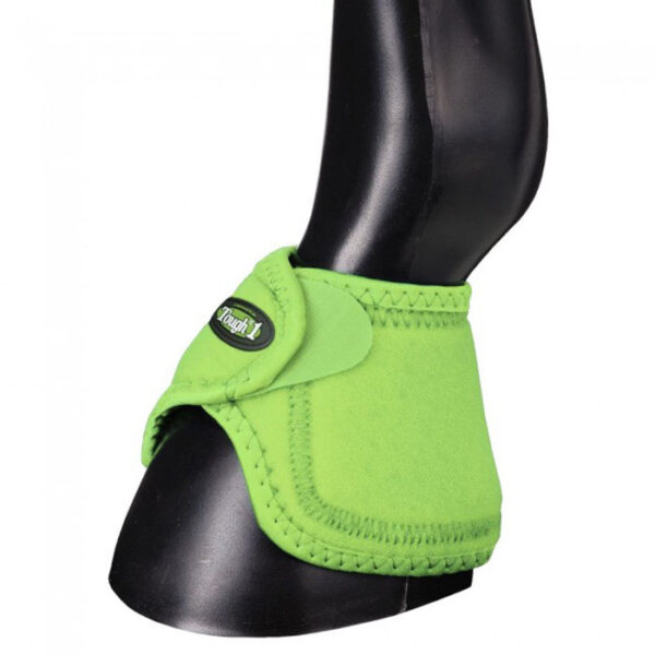 """Performers 1st Choice """"No Turn"""" Bell Boots Neon Green"""