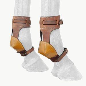 Tough-1 Deluxe Skid Boots Latigo