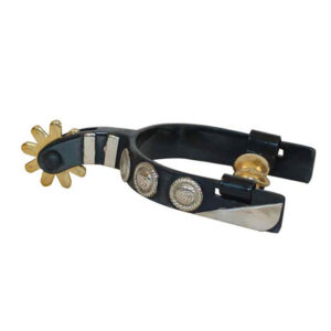 Black Steel Youth Show Spurs GS257971
