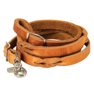 Camarillo Collection Knotted Competition Rein RAR7305