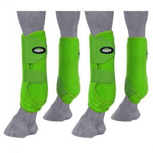 Sport Boots Lime 4 Pack Boots L6418SL