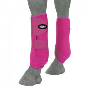 Sport Boots Pink 2 Pack Front Boots L6418FPK