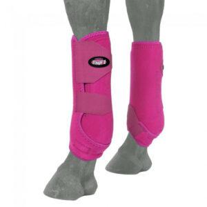 Sport Boots Pink 2 Pack Rear Boots L6418RPK