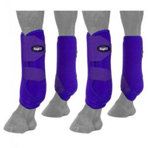 Sport Boots Purple 4 Pack Boots L6418SP