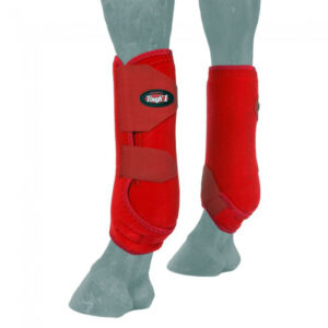 Sport Boots Red 2 Pack Front Boots L6418FR