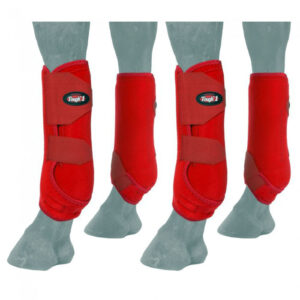 Sport Boots Red 4 Pack Boots L6418SR