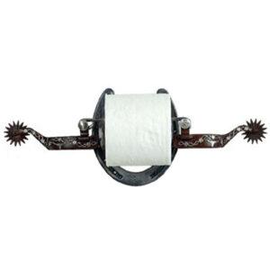Western Spur Toilet Paper Holders GITPBAR