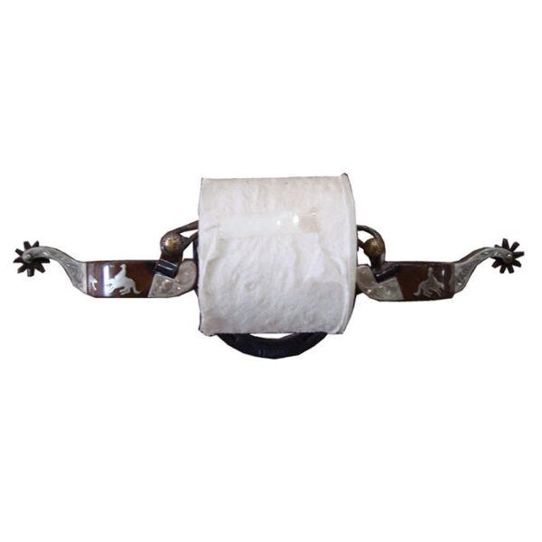 Western Spur Toilet Paper Holders GITPCH