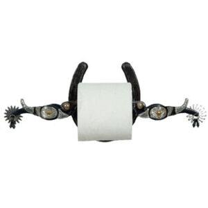 Western Spur Toilet Paper Holders GITPFLH