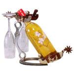 Western Spur Wine Holder GI233TR