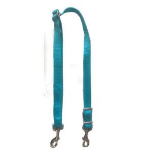 Parker Nylon Tie Down Strap. Turquoise T224TQ