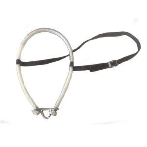 Single Rope Noseband Nylon T165 Brown